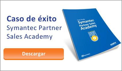 Caso de éxito PGR+, evento Symantec
