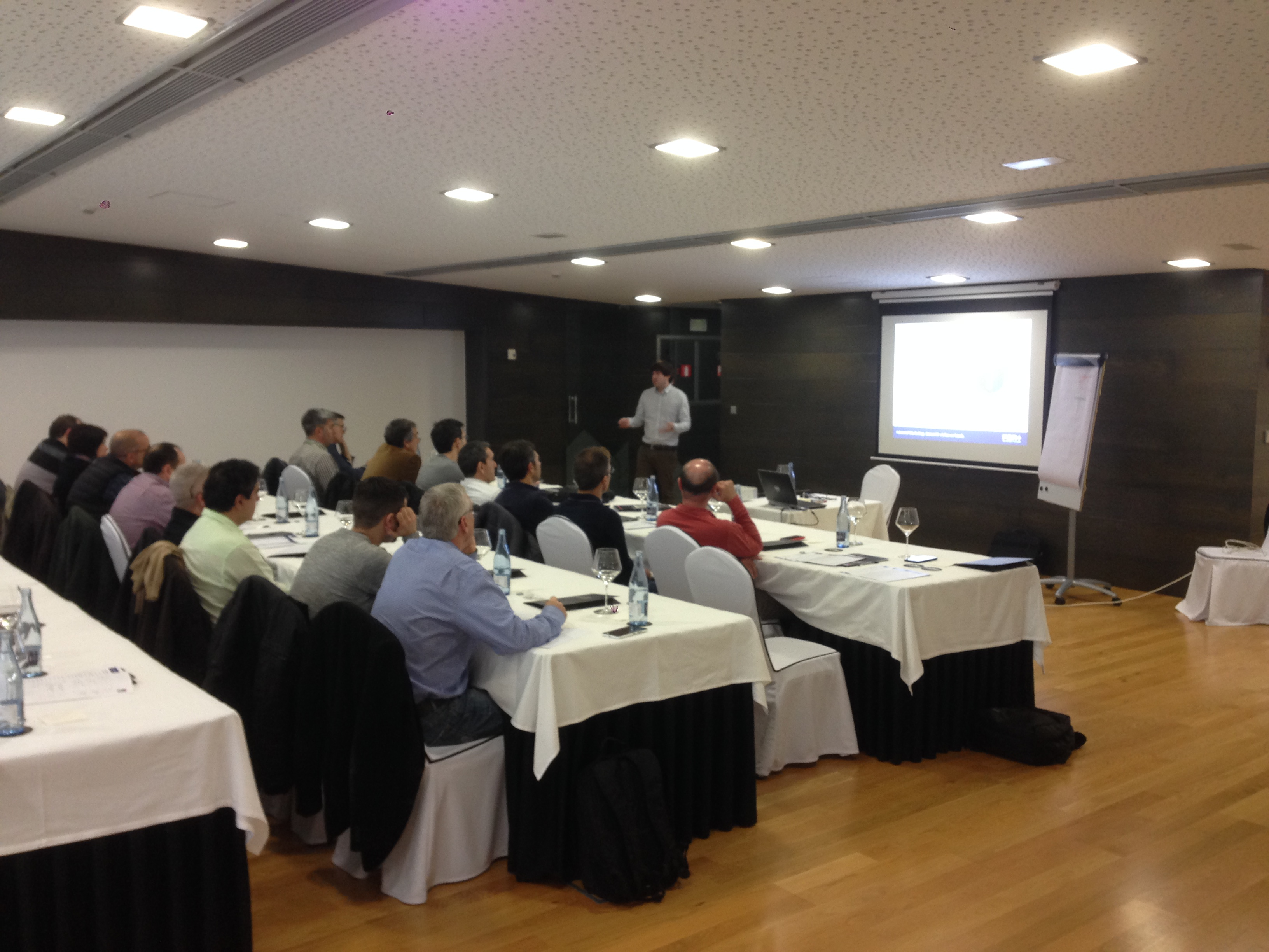 Workshop inbound Marketing Linkedin