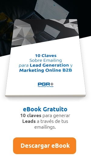 10 Claves para Generar Leads a través de tus Emailings