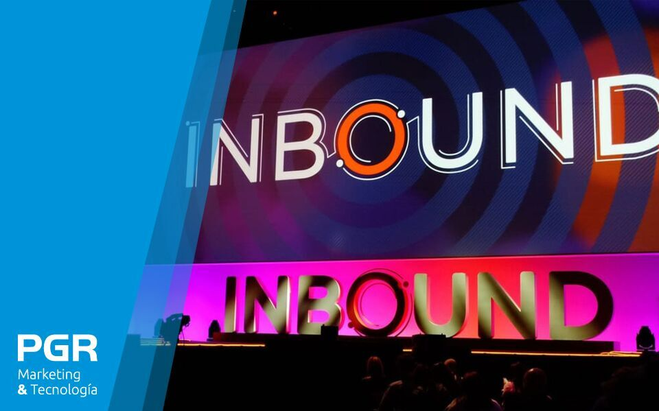 Inbound 2019, PGR aterriza un año más al evento más importante de Inbound Marketing