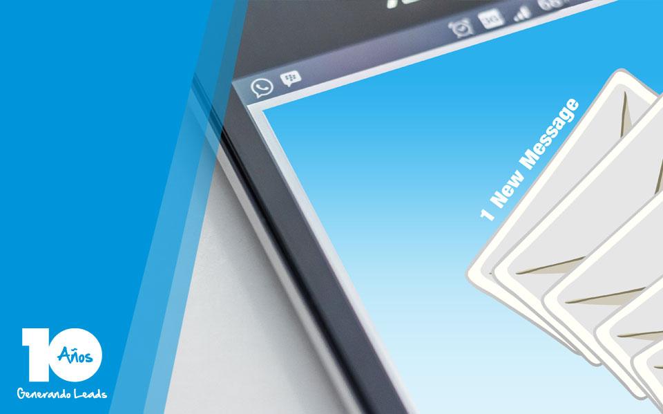 Email Marketing en las estrategias de Lead Generation
