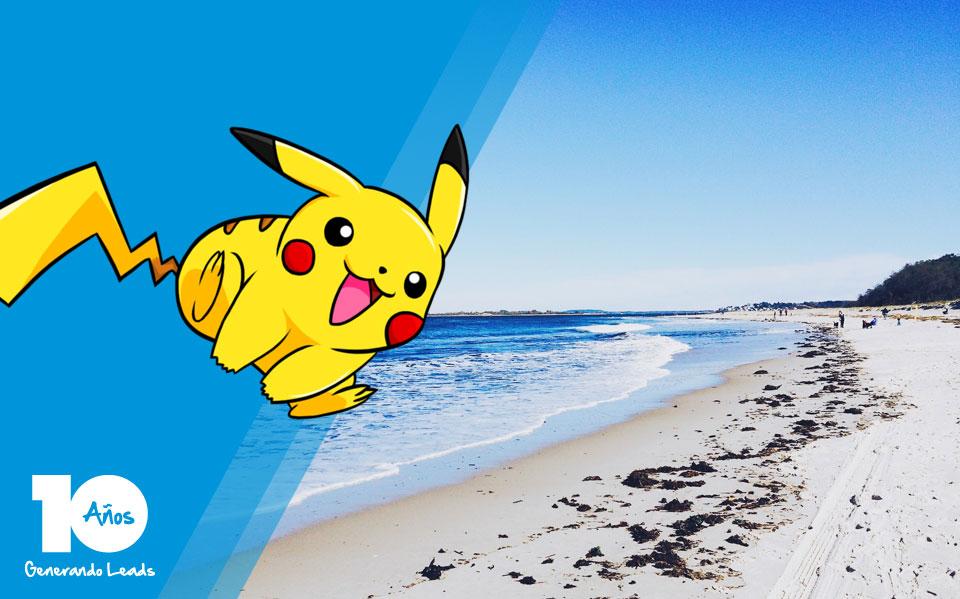 Feliz verano a todos (y partidas de Pokemon GO)